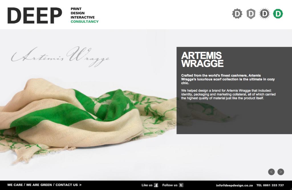 New Deep Website