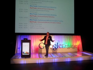 Google Engage event Cape Town