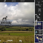 Terbodore website design